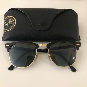 fabe58870a611 Ray-Ban Accessories - Ran-Ban Clubmaster Classic Sunglasses
